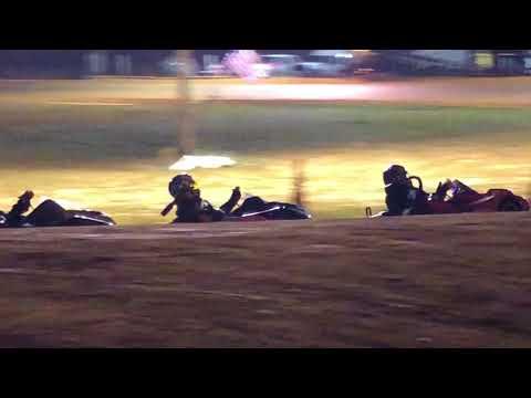 Light Penton Kart track