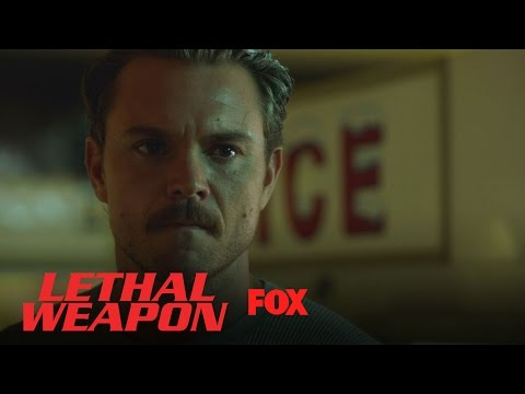 Riggs Has A Stand Off With A Former Navy Seal   Season 1 Ep. 5   LETHAL WEAPON