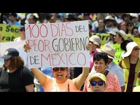 México: Andrés Manuel López Obrador y sus primeros 100 polémicos días en el poder