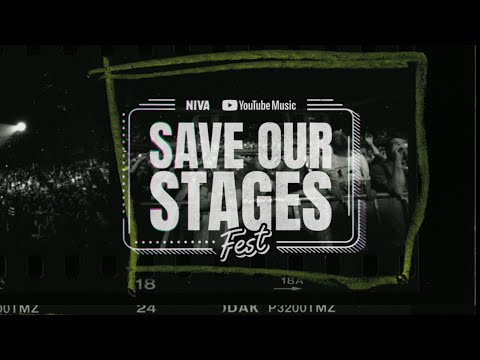 Save Our Stages - A tribute to independent venues (ft. Neil Young)