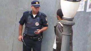 PERGUNTANDO ONDE TEM BIQUEIRA PRA POLÍCIA - DESAFIO #3