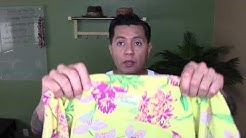 The 40's & 50's Vintage Hawaiian Shirt - Hepcat Essentials