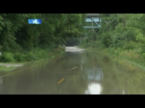 N. River Road Closed Due To Flooding