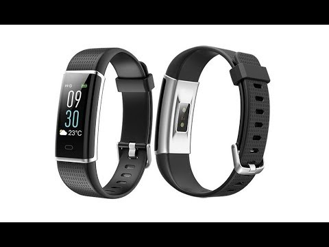 ID130 Plus Color HR Smart Bracelet User Guide