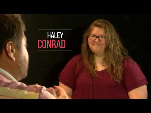 Meet Haley Conrad!