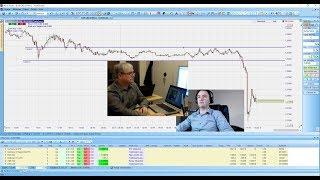 Live Trading USD/CAD avec plusieurs News (PIB US, CPI & Ventes canadiennes) depuis NanoTrader / WHS