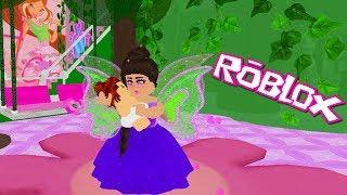 Roblox: Feen & Meerjungfrauen Winx High School - Fairy Babies & Nature Fairy