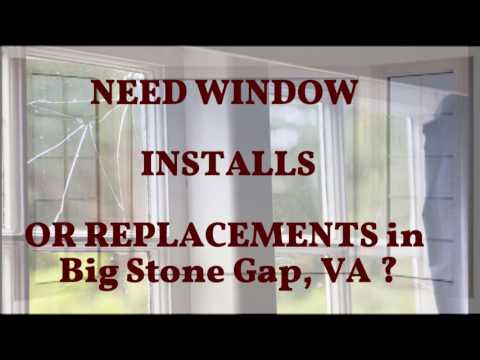 WINDOW INSTALLATION Big Stone Gap VA