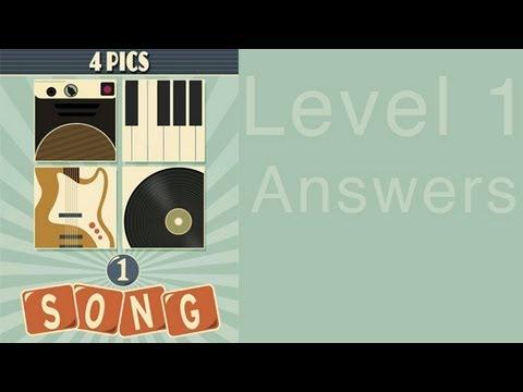 4 Pics 1 Sg Answers Level 1