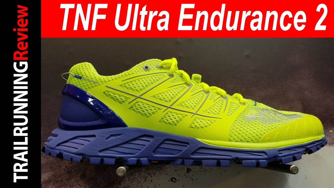 north face ultra endurance