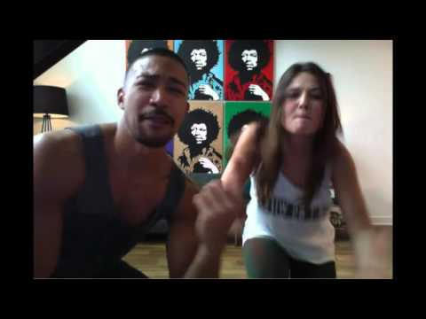 Danielle Campbell & Charles Michael Davis Lip Sync Battle for Build On
