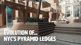 JENKEM - The Evolution of... NYC's Pyramid Ledges