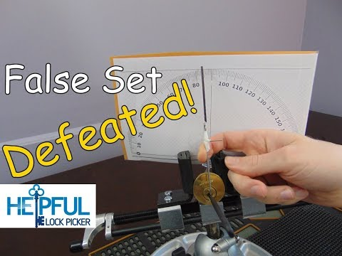 [137] How To Beat Your First False Set (Lock Picking Basics)
