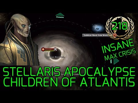 Where is our Power? - Stellaris 2.0 Roleplay CHILDREN OF ATLANTIS Highest Difficulty #218 |