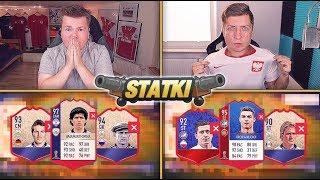 NAJLEPSZE STATKI W FIFA 18!!!  /w KAMYK
