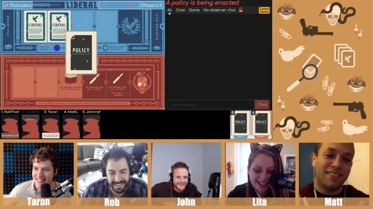 Secret Hitler Io