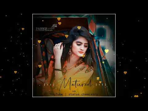 new-dj-remix-mashup-❣️-watsapp-status- -na-mai-apna-raha-hamko-malum-hai💟