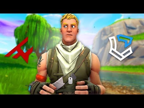 How To JOIN A PRO FORTNITE TEAM (Fortnite Battle Royale)