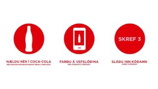 Coca-Cola Sumarleikur - Hvernig tek ég þátt? - IS