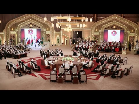 GULF COOPERATION COUNCIL 35TH SUMMIT MEETING