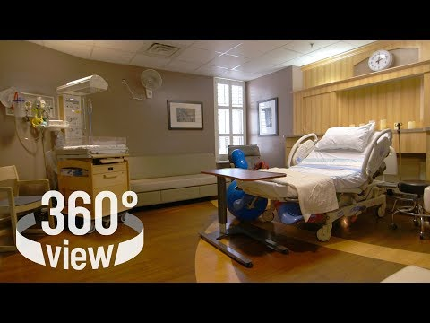 Sutter Davis Hospital Birth Center Labor and Delivery Rooms
