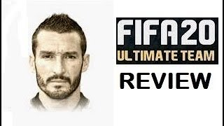 FIFA 20: ICON LB 87 RATED ZAMBROTTA PLAYER REVIEW