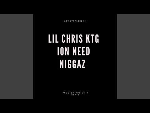 Ion Need Niggaz