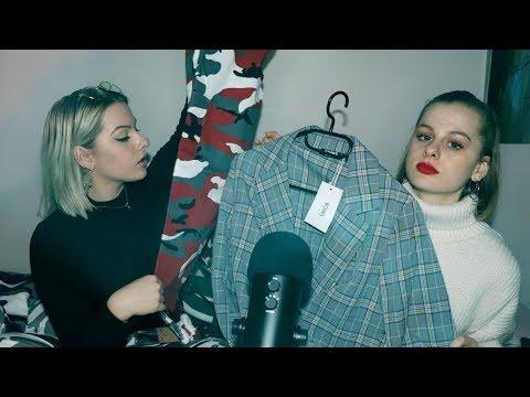 ASMR - Roleplay Vendeuses De Vêtements