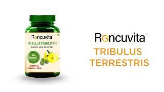 Tribulus Terrestris Capsules