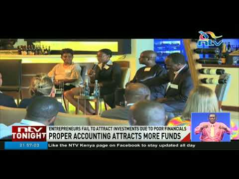 Entrepreneurs fail to attract investments due to poor financials