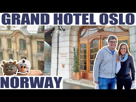 Grand Hotel Oslo - Room and Hotel Tour!
