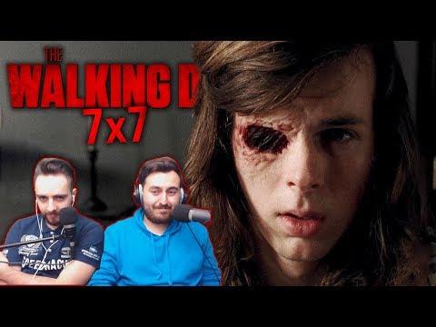 The Walking Dead Season 7 Episode 7 Reaction