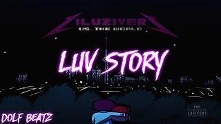 "Lil Uzi Vert x Luv Is Rage 2 Type Beat 2017 ""Luv Story"" [Prod.Dolf Beatz]"