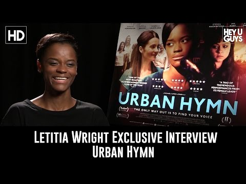 Download Youtube: Letitia Wright Exclusive Interview - Urban Hymn