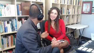 """""""Mastering Love and Intimacy"""" with Miss Columbia 2015 - Tefy Florez"""