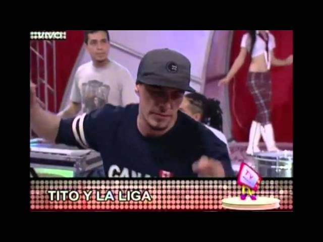 TITO Y LA LIGA TV MUSICAL - RECITAL EN VIVO Videos De Viajes