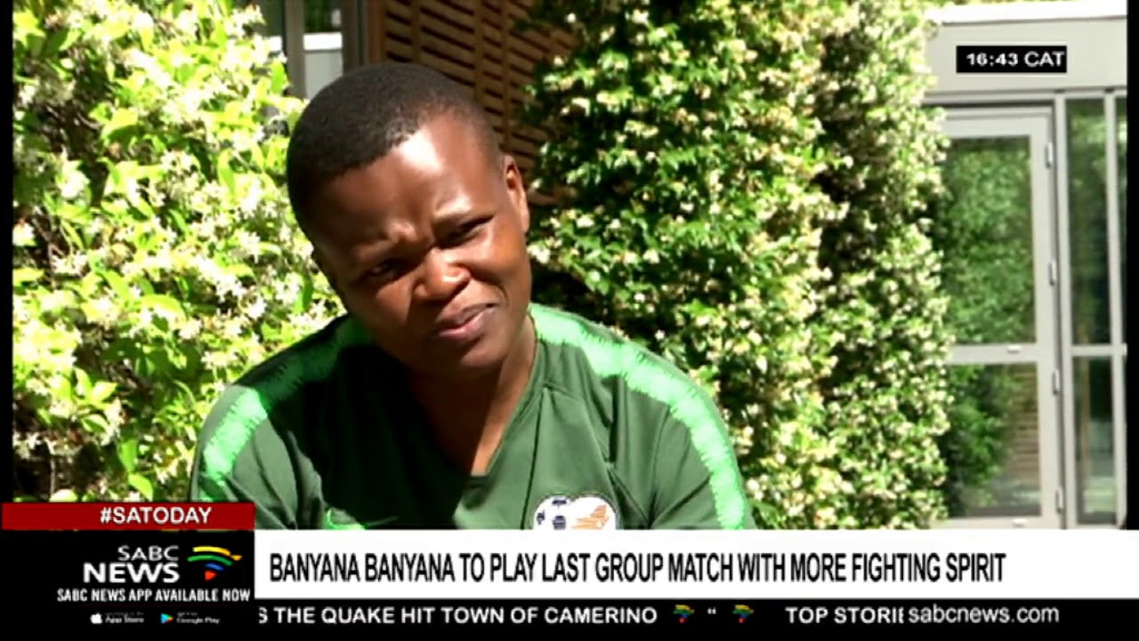 Banyana to play last group match in World Cup