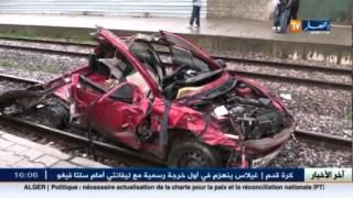 وفاة 7 أشخاص و اصابة 16 شخص في حوادث مرور خلال 24 ساعة الأخيرة
