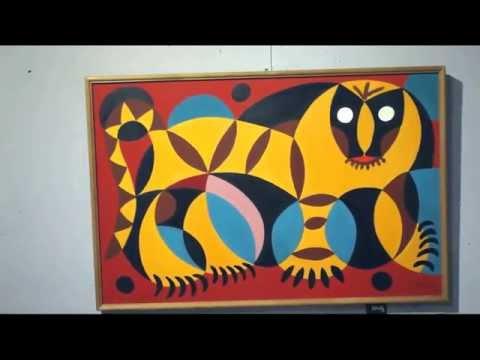 2014.10.25. Арт-галерея DiaS: Выставка  А.Поздеева