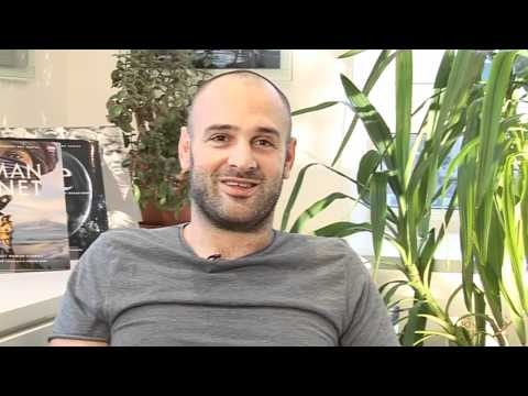 Author Interview with Ed Stafford