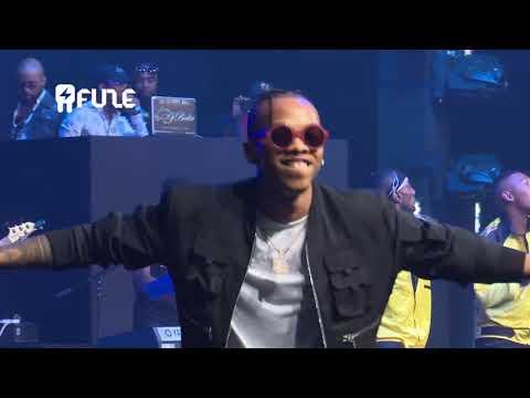 ONE AFRICA MUSIC FEST DUBAI: Tekno's  Performance