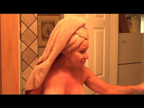 Housewife fucks plumber in the shower 4