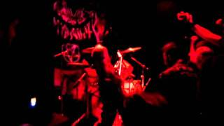 "MIDNIGHT - ""Satanic Royalty"" live - 15th October 2011"