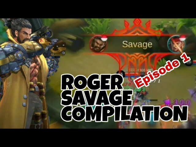 ROGER SAVAGE COMPILATION EPISODE 1