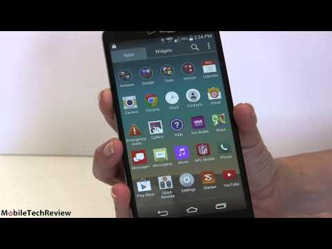 LG G Vista Review