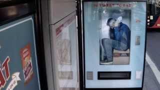 Walkers Crisps put Gary Lineker inside a Twitter Vending Machine