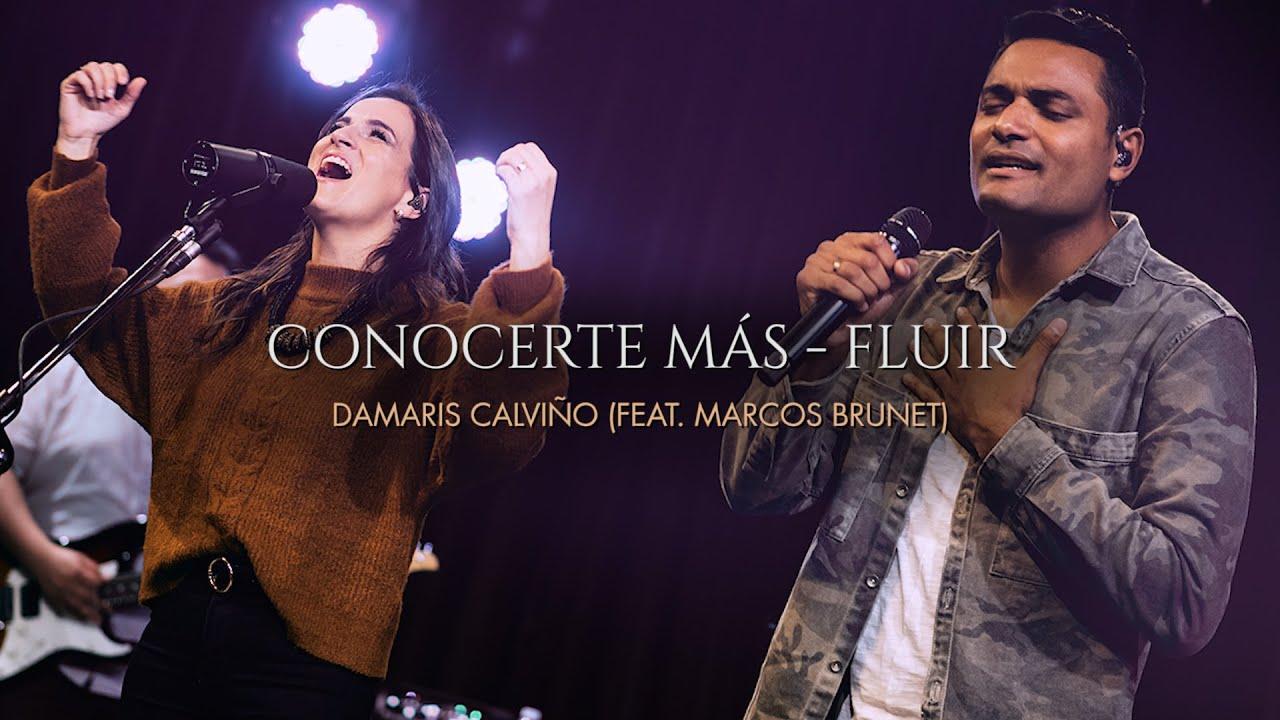 Conocerte más - Fluir | Alto & Profundo - Damaris Calviño feat Marcos Brunet - TTL Music-TOMATULUGAR