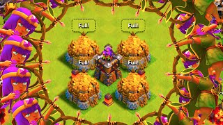 "Clash of Clans - WE'RE DONE! ""FINAL ARCHER TOWER UPGRADE TO MAX!"" On Our Way to a Maxed Base!"