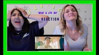 EXO-SC 'What a life' MV REACTION