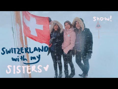 Vlog #11: Switzerland Travel Vlog 2018 (Jungfraujoch)
